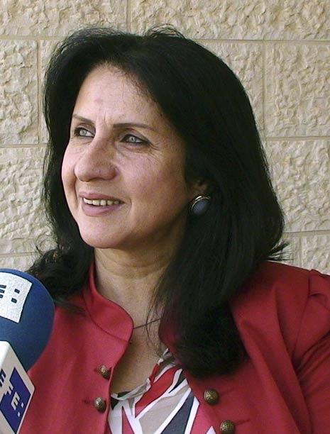 Vera Baboun, Sindaco di Betlemme